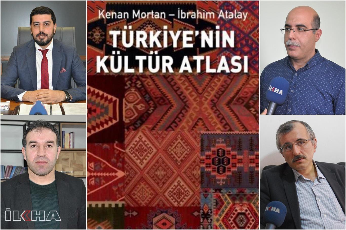 """""""Türkiyenin Kültür Atlası"""" kitabında Batman'a ağır hakaretler"""