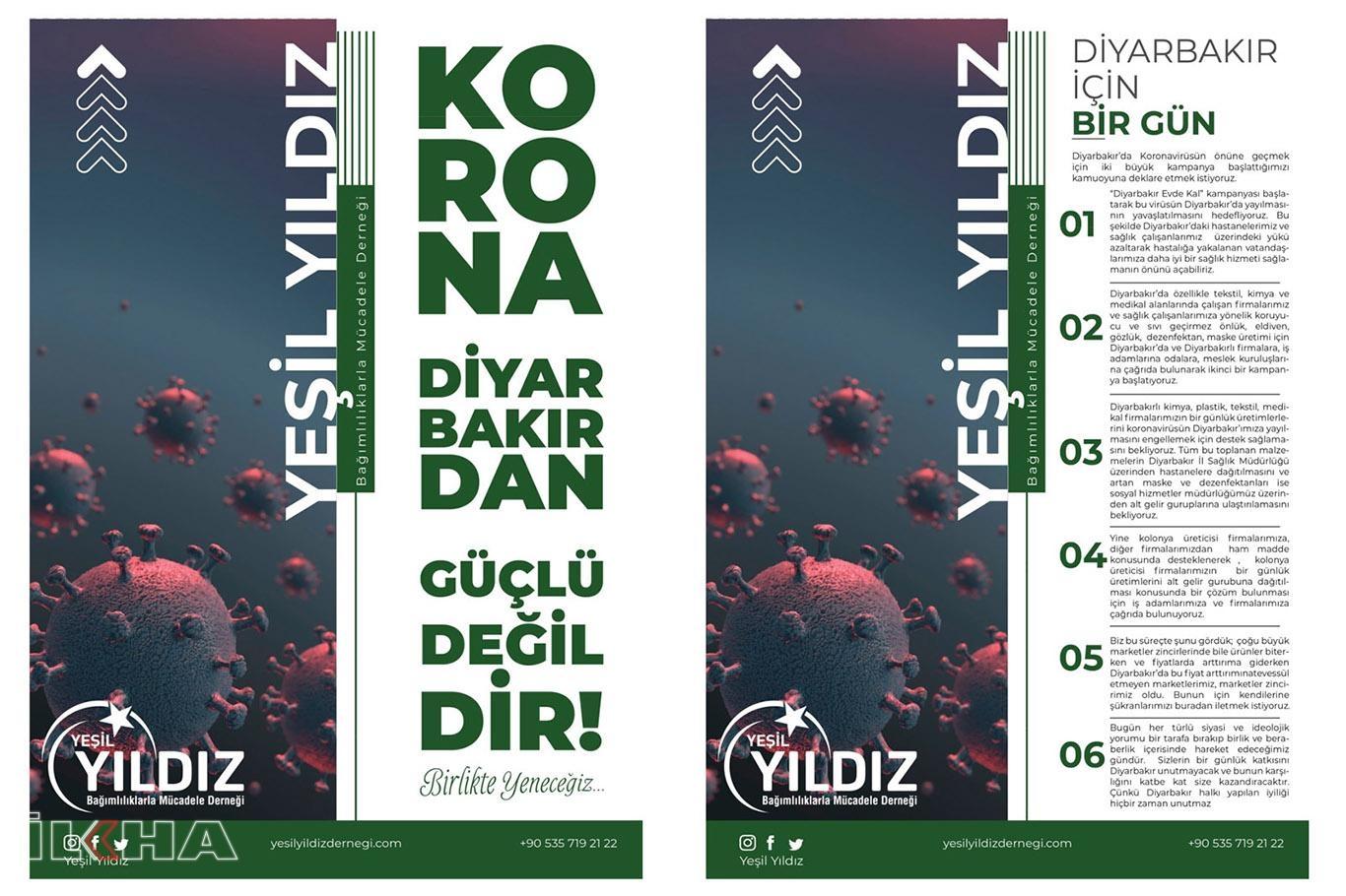 Diyarbakırda farkındalık çalışması başlatıldı