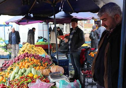 Mardinde Coronavirus tedbirleri: Kuyumcular ve pazar yerleri kapatıldı