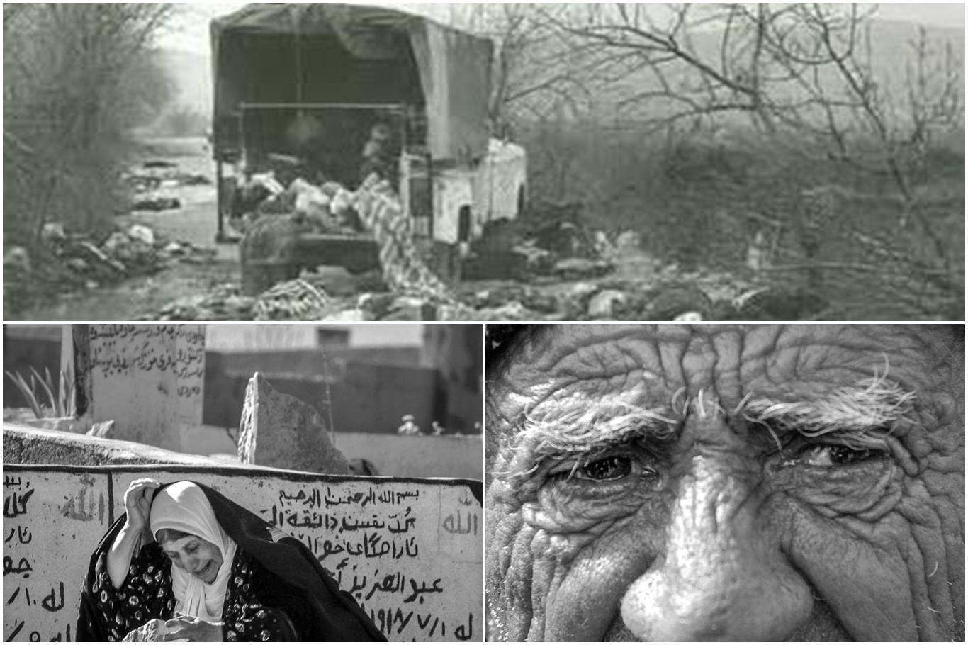 Enfal Katliamının 32nci yıl dönümü