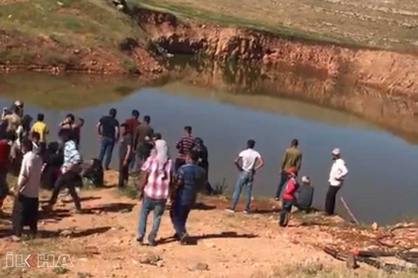 Şanlıurfa Viranşehir'de serinlemek için suya giren çocuk boğuldu.