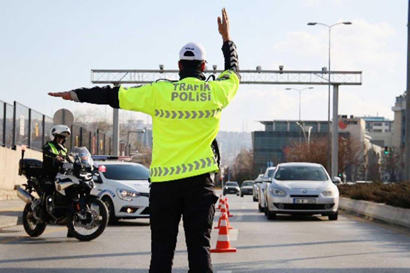 Ramazan Bayramı trafik tedbirleri genelgesi valiliklere gönderildi.