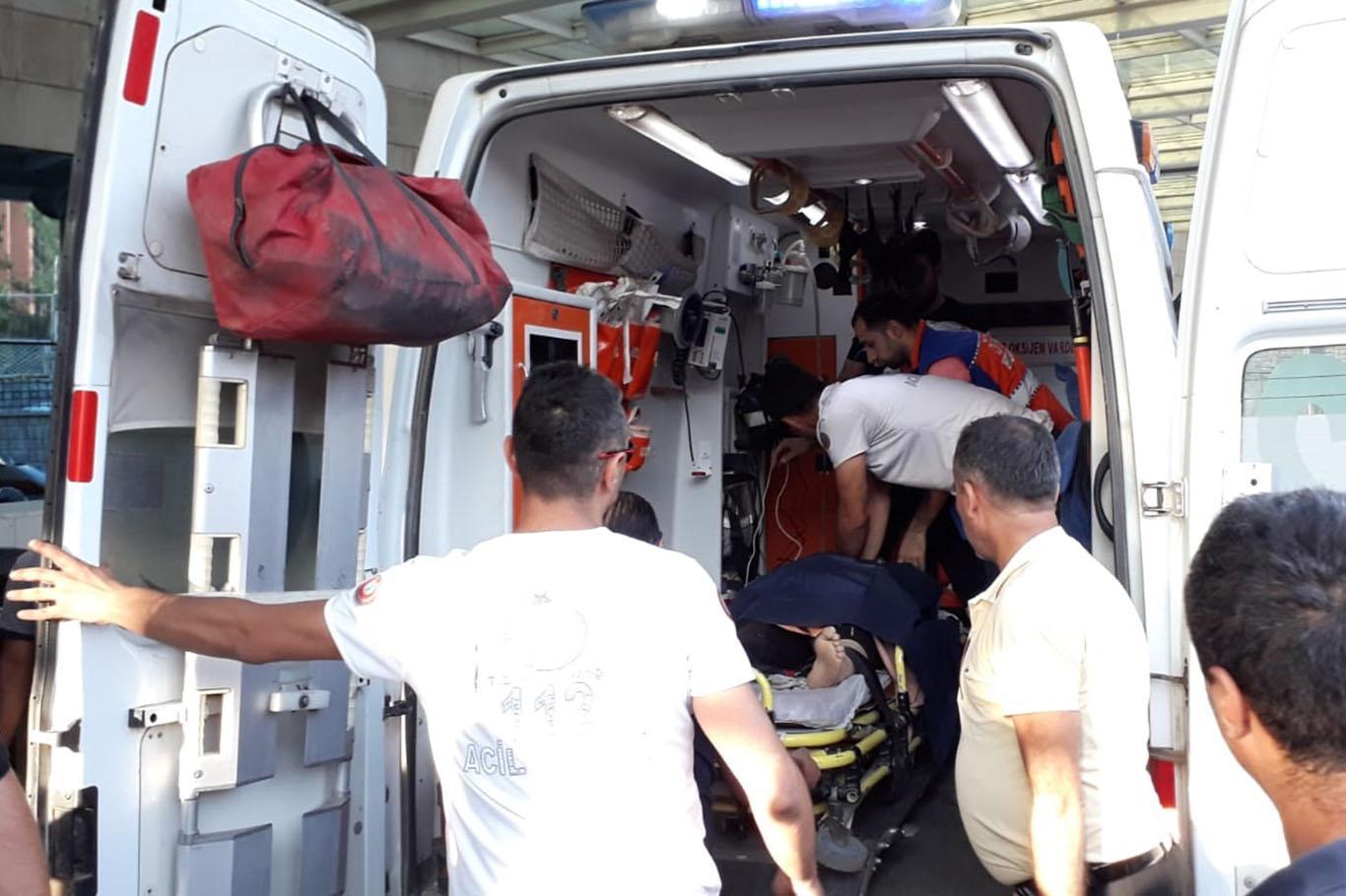 Siirt'te 6'ncı kattan düşen işçi hayatını kaybetti