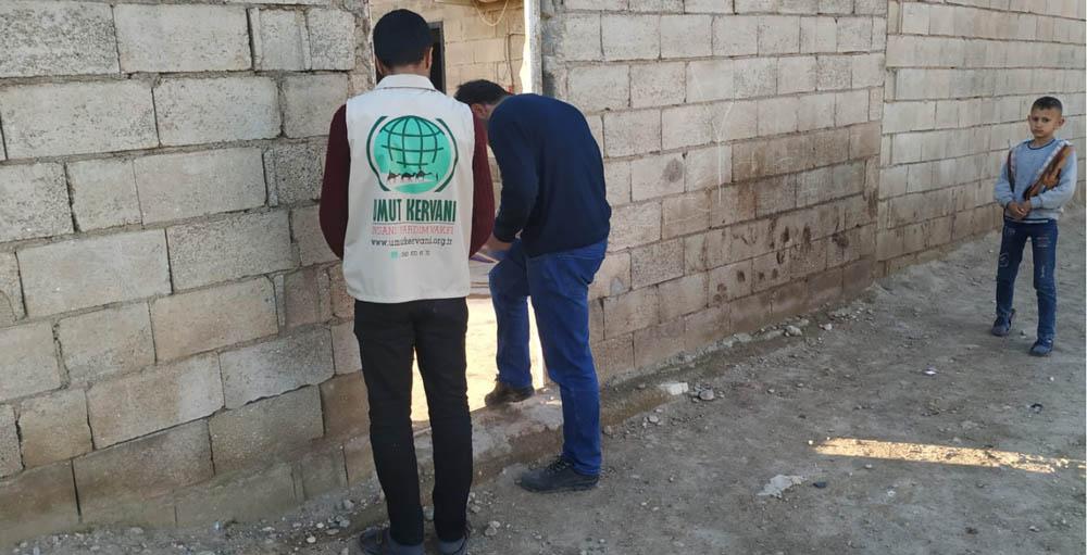Mardin Umut Kervanı Haziran Faaliyet Raporunu açıkladı