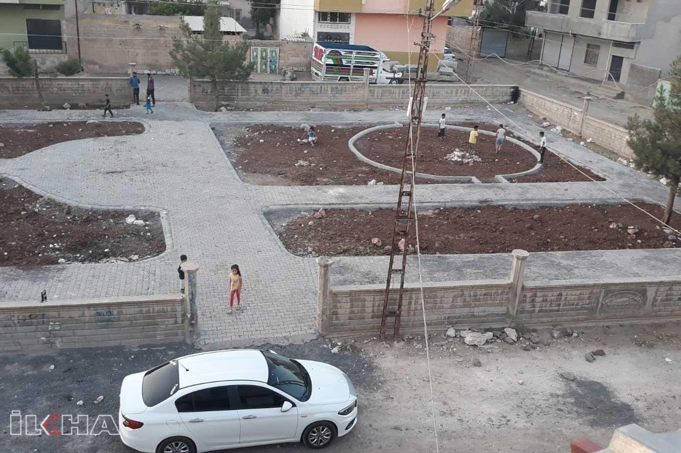 Viranşehirin âtıl durumdaki parkları için çalışmalar başlatıldı