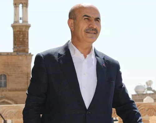 Mardin Valisi Demirtaş'tan Midyata Ziyaret