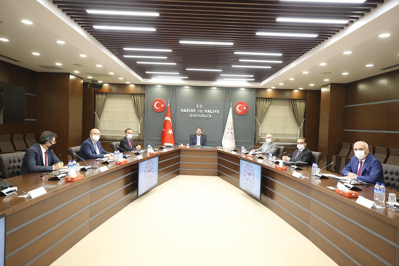 Bakan Albayrak: Raporlama alt çalışma grubu kurulacak