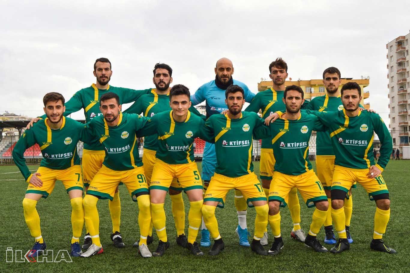 Diyarbakır 639 Spor Kulübü Süper Amatörde