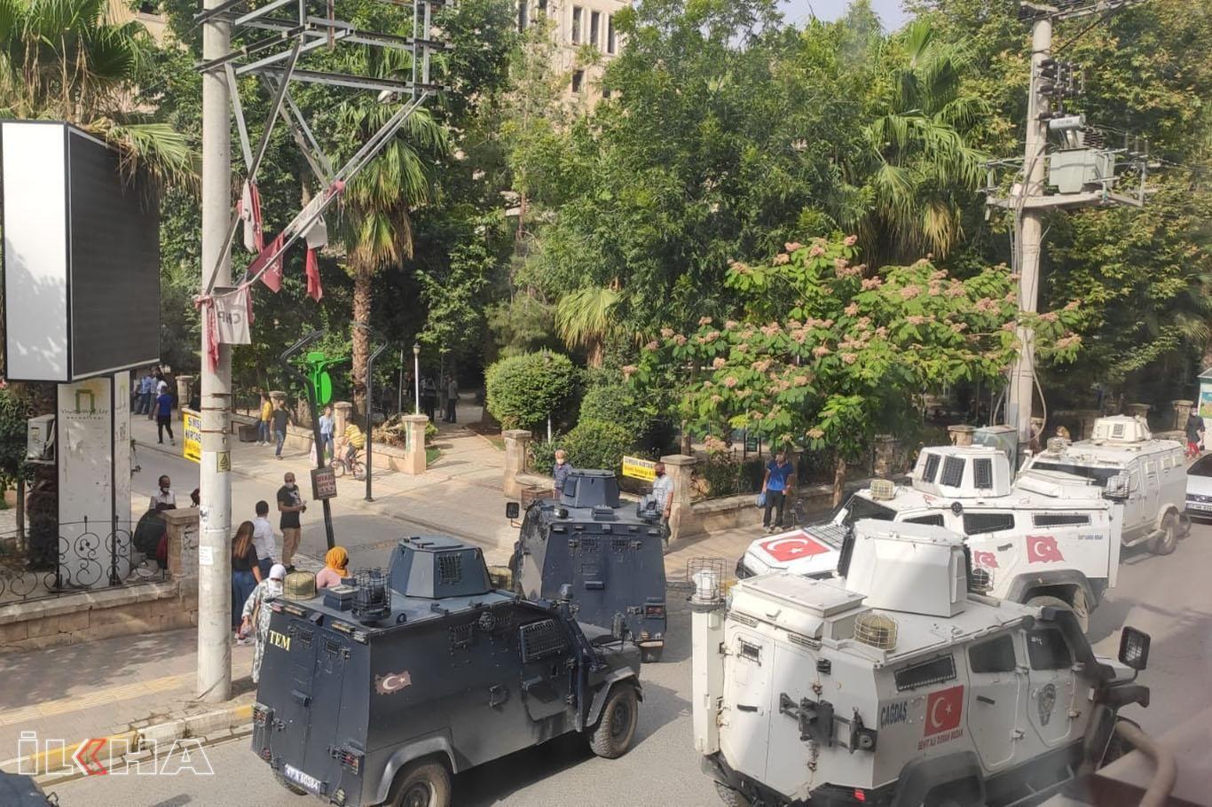 Nusaybin'de mera kavgası: Bir yaralı