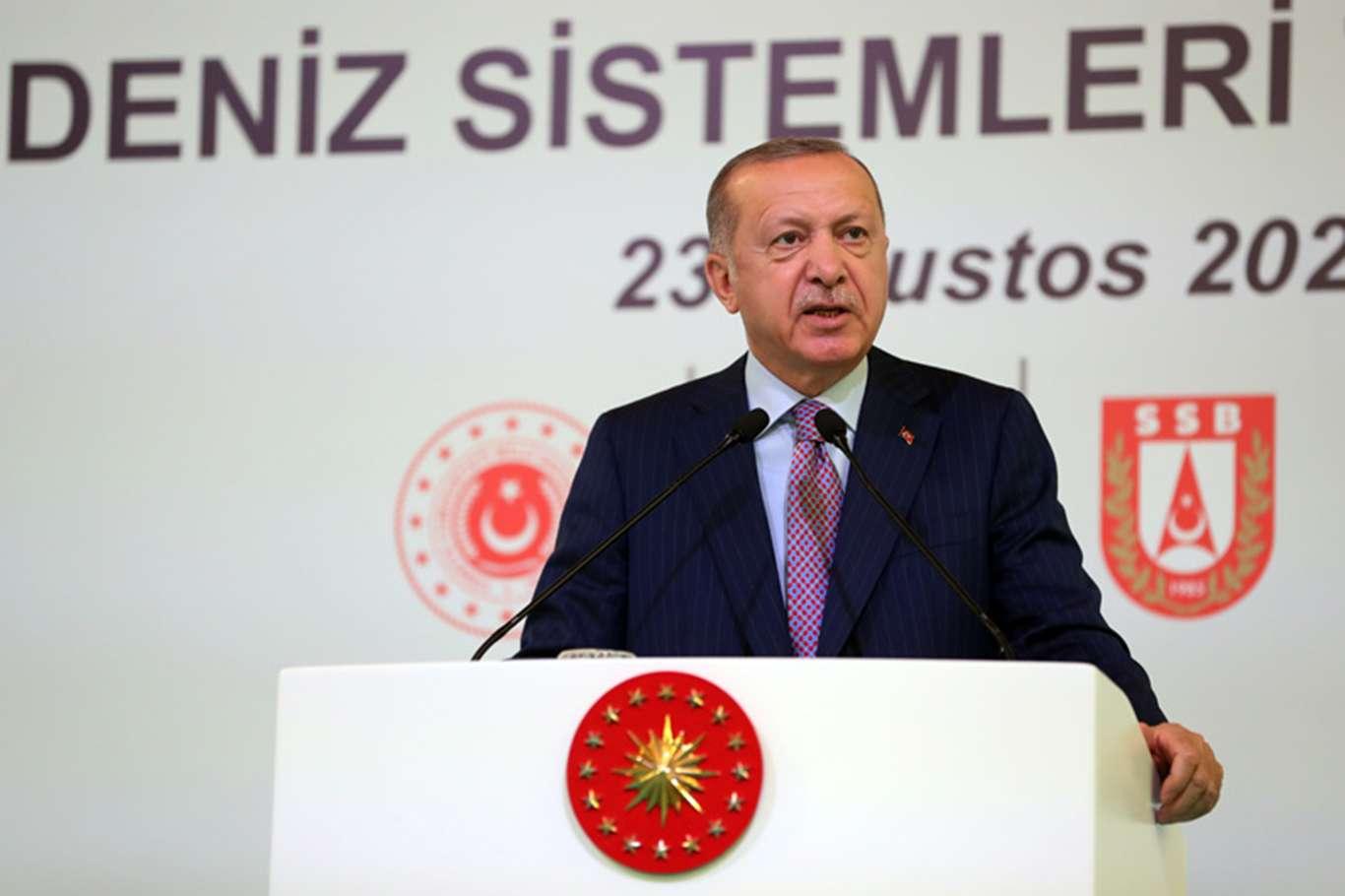 Cumhurbaşkanı Erdoğan: Savunmada bağımsız olamayanlar, istikballerine güvenle bakamaz