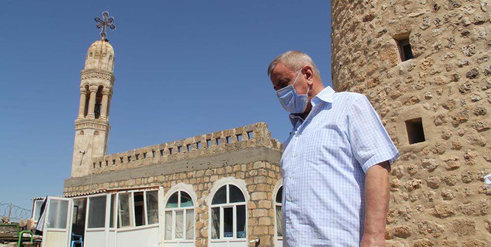 Başkan Şahin'den, Midyat için UNESCO Teknik ve İnceleme Gezisi