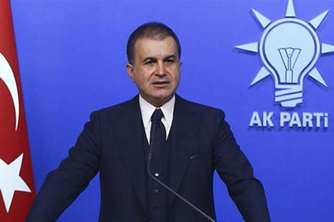 AK Parti Sözcüsü Çelik: Milletine silah doğrultundan daha ahlaksız, daha hain kimse yoktur