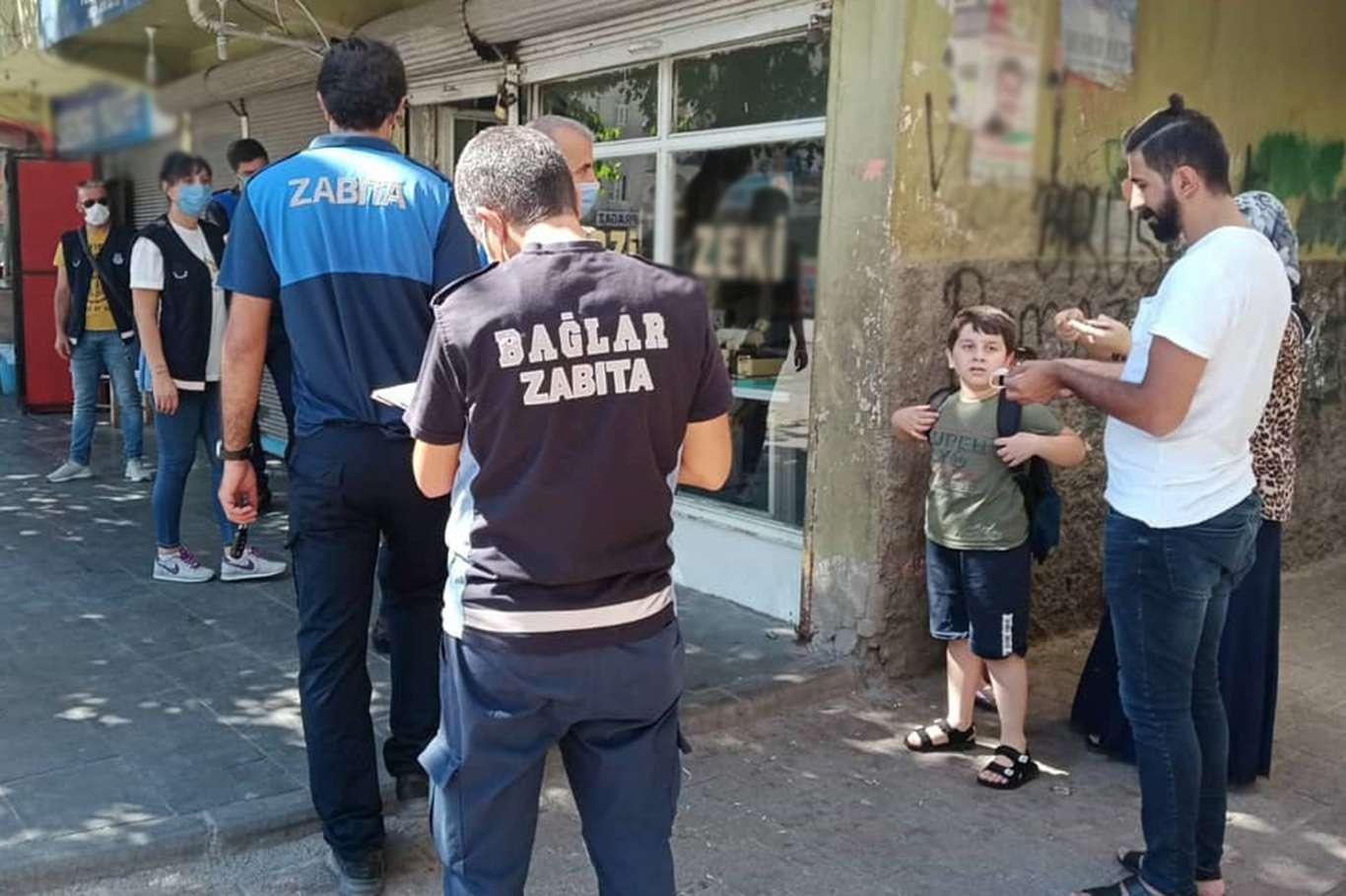 Diyarbakırda evde izolasyona uymayanlar karantinaya alınacak
