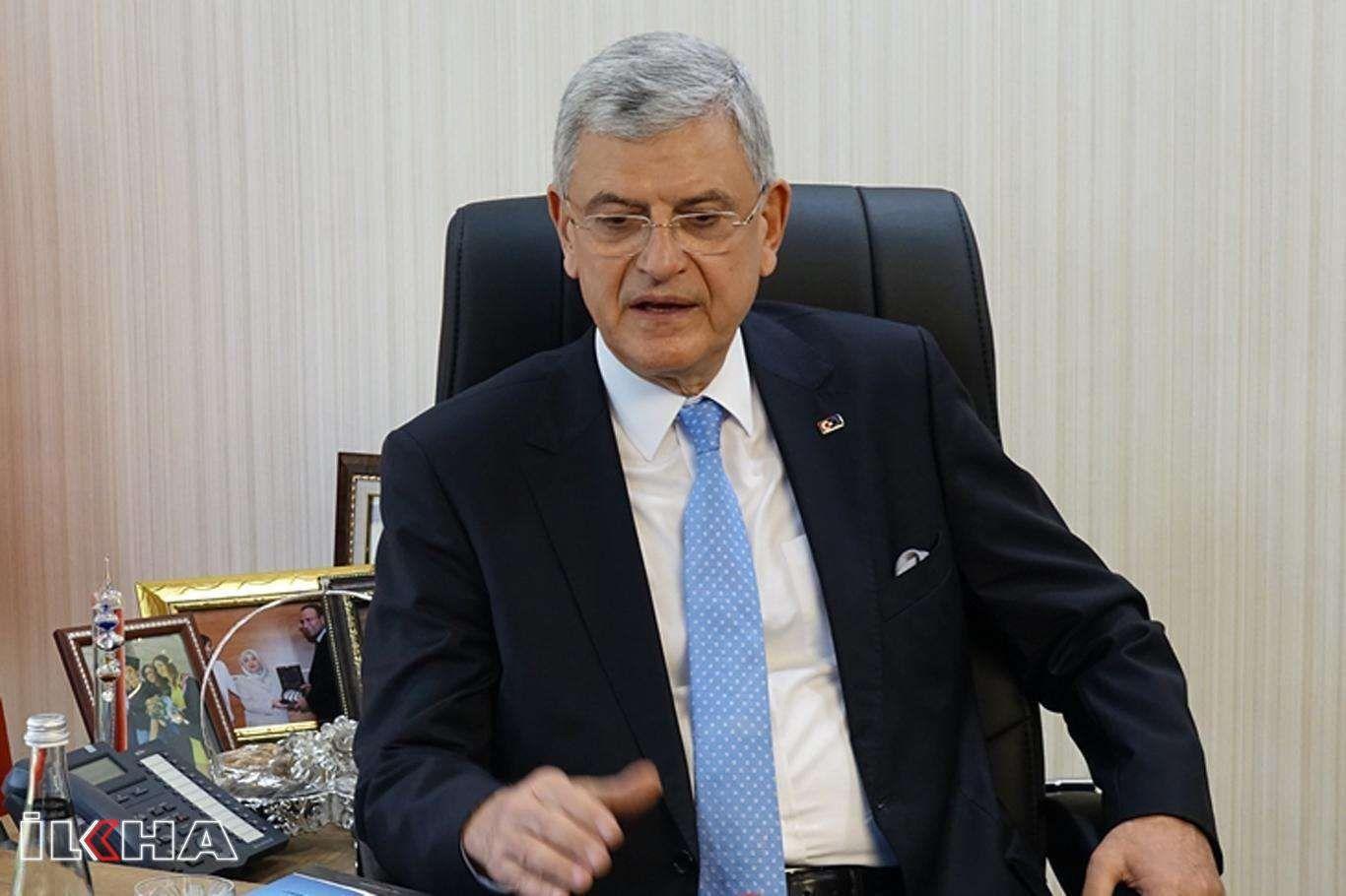 Volkan Bozkır, BM 75. Genel Kurul Başkanlığı görevini bugün devralıyor