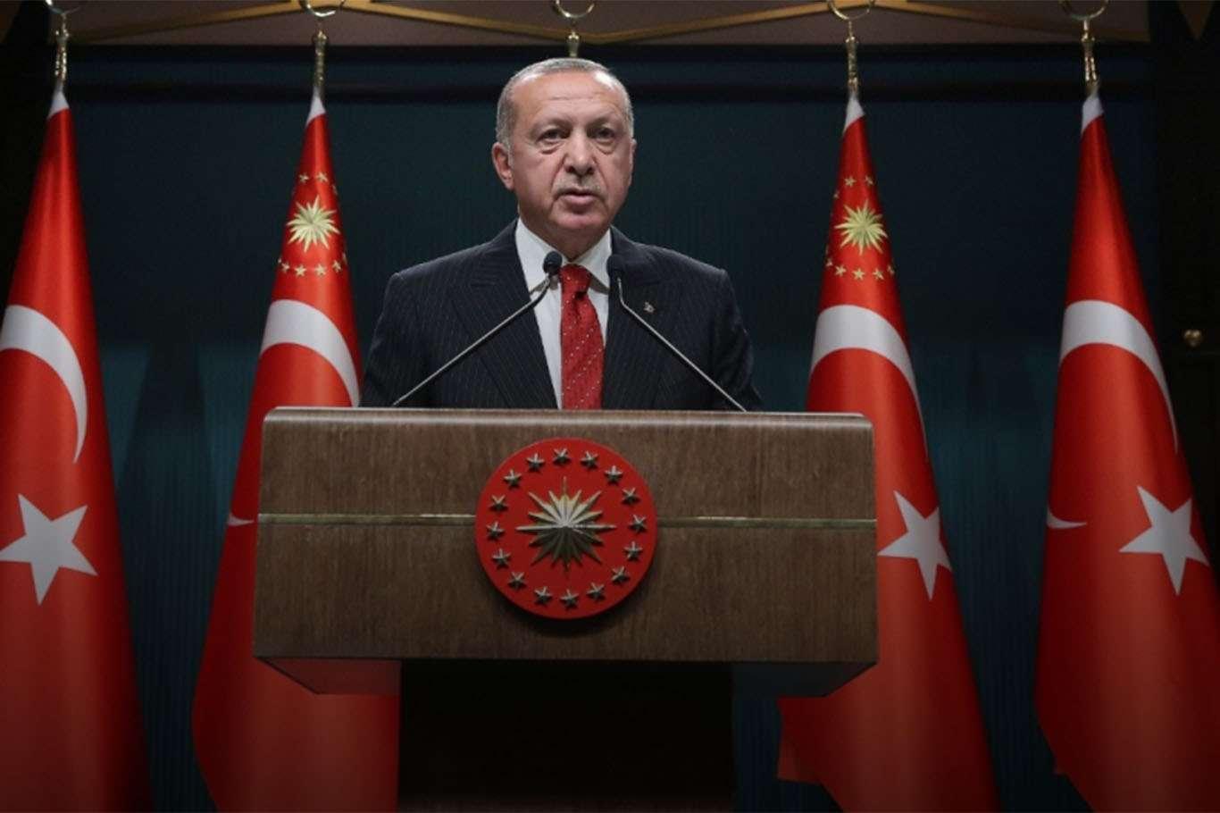 Cumhurbaşkanı Erdoğan, Kızılay personelinin ailesine başsağlığı diledi