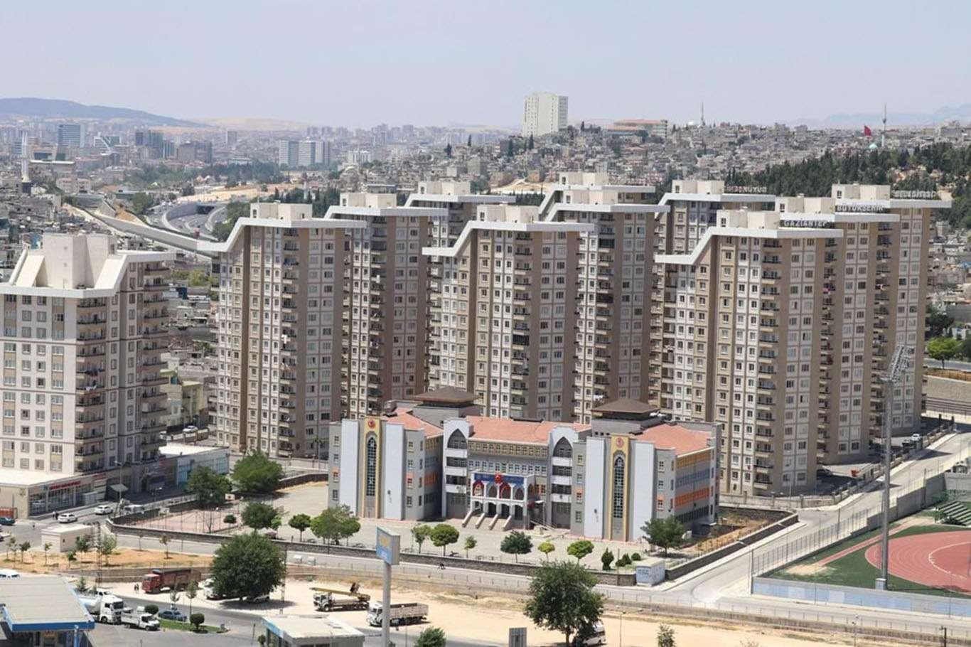 Türkiyede ağustos ayında 170 bin 408 konut satıldı