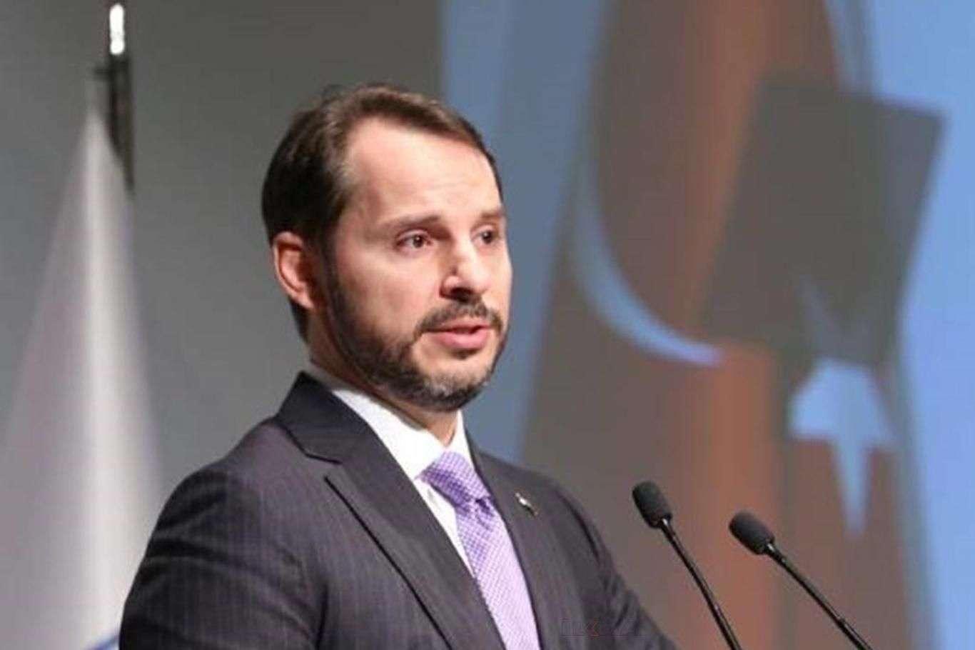 Bakan Albayrak: Tüm üreticilerimizin eline, emeğine sağlık