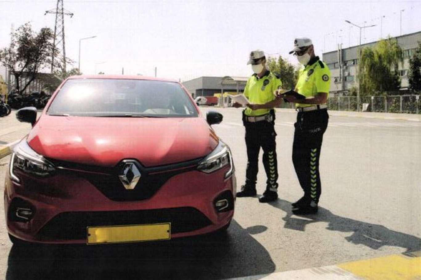 Ülke genelinde yaklaşık 152 bin araç ve sürücüsü denetlendi