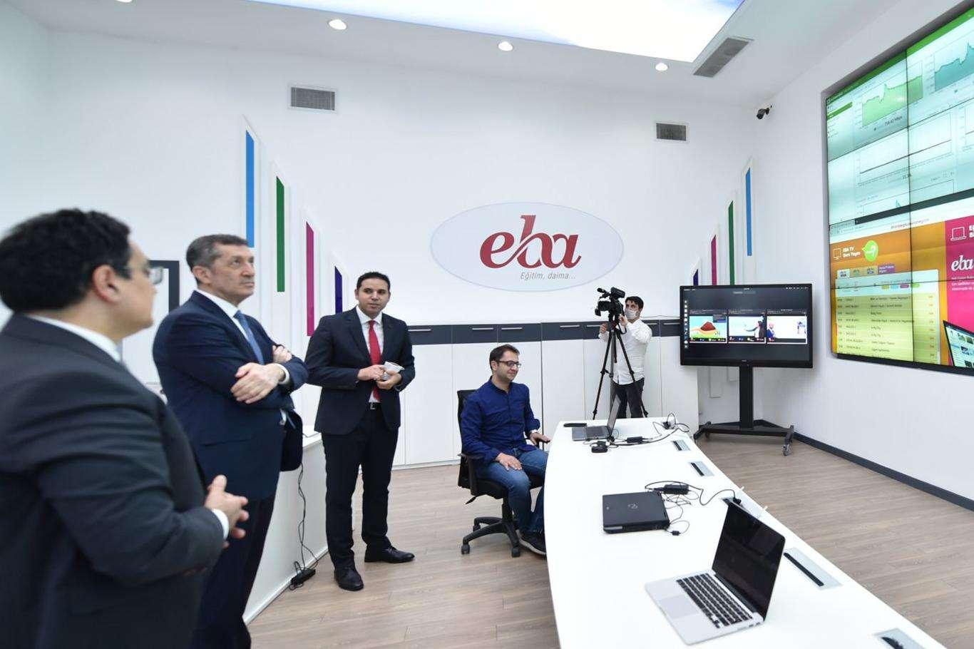 MEB: EBAya erişim sorunu çözüme ulaştırıldı