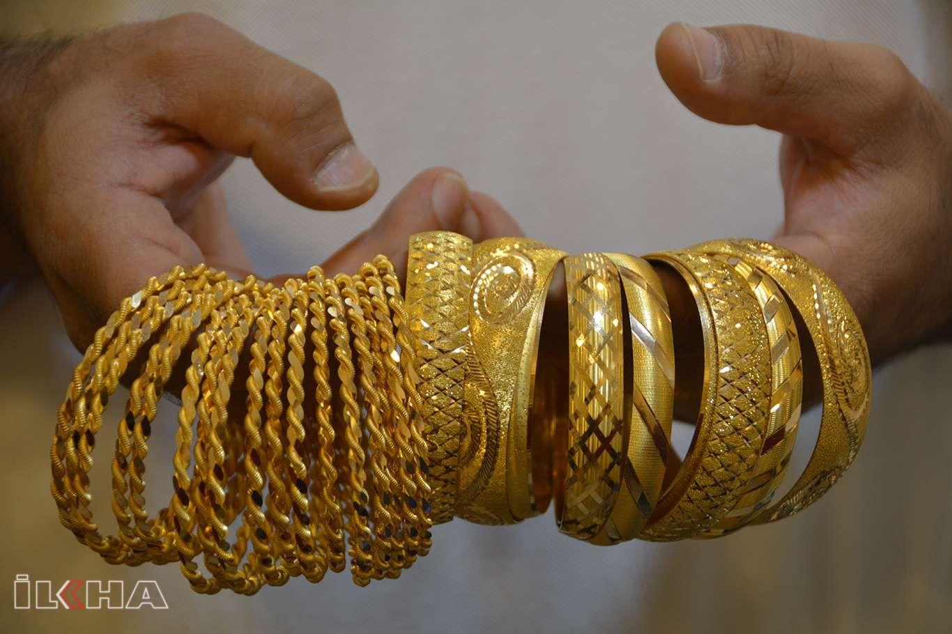 Kuyumcular: Altın fiyatlarındaki düşüş piyasayı canlandırır
