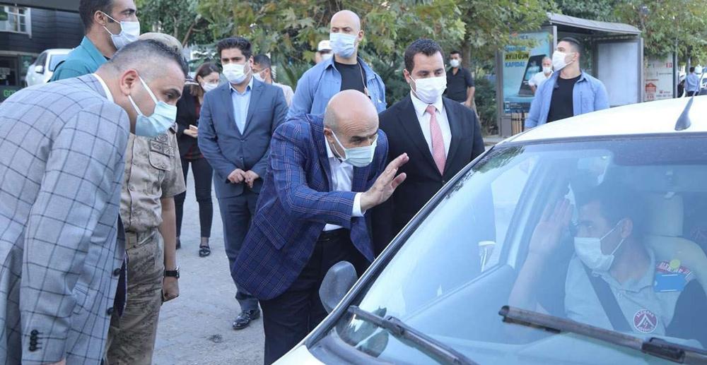 Mardin'de Coronavirus denetimleri devam ediyor