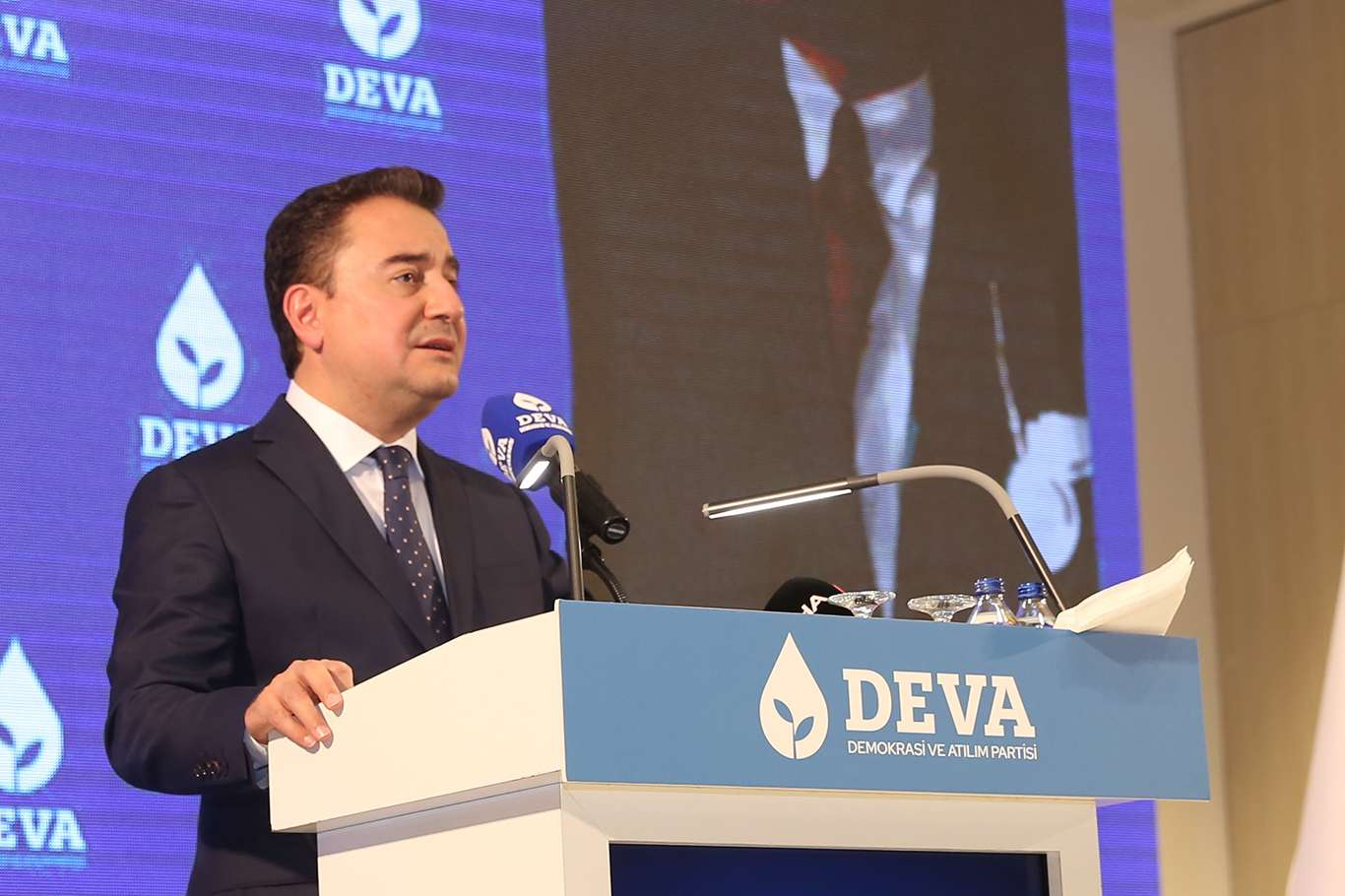DEVA Partisi Genel Başkanı Babacandan anadilde eğitim hakkı açıklaması