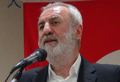 Mardin eski Milletvekili Süleyman Bölünmez silahlı saldırıya uğradı