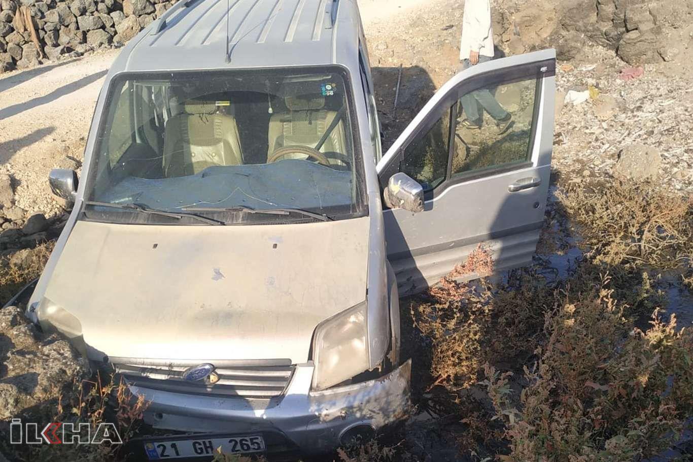 Kontrolden çıkan araç kaza yaptı: 1 yaralı