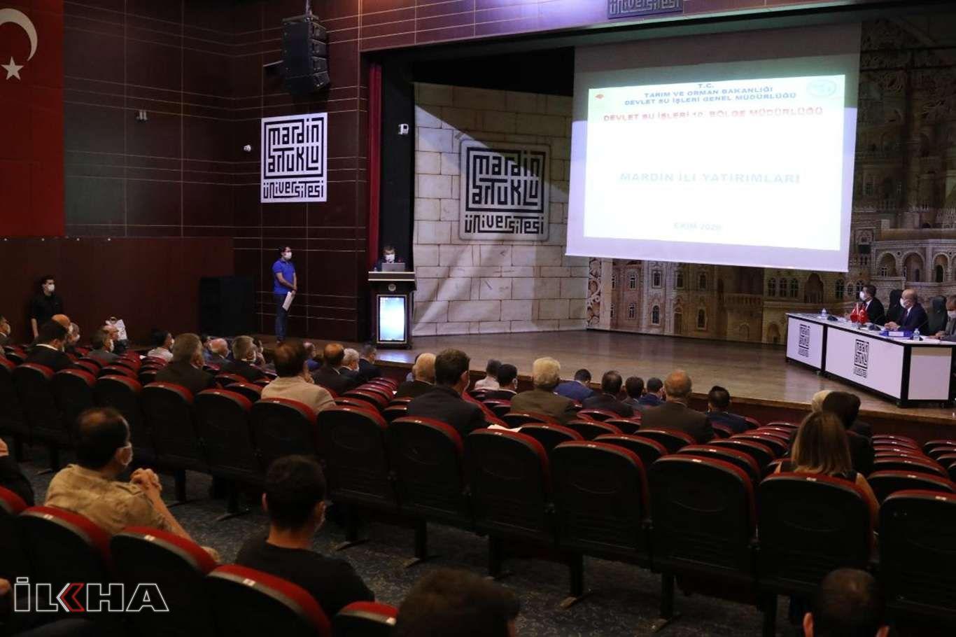 """Mardin'de yılın son """"Koordinasyon Kurulu"""" toplantısı yapıldı"""