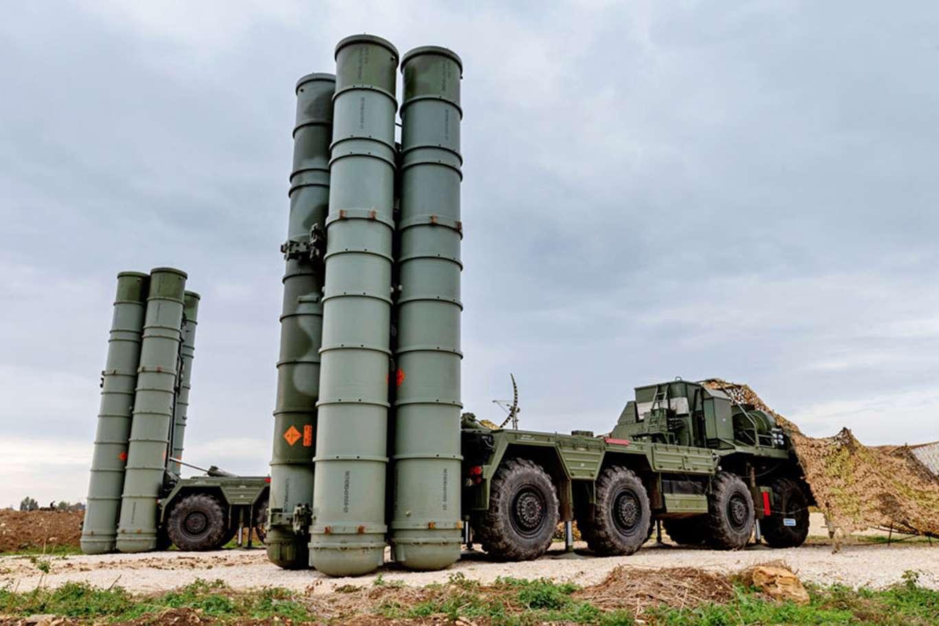 Türkiye S-400 savunma sistemini başarıyla test etti