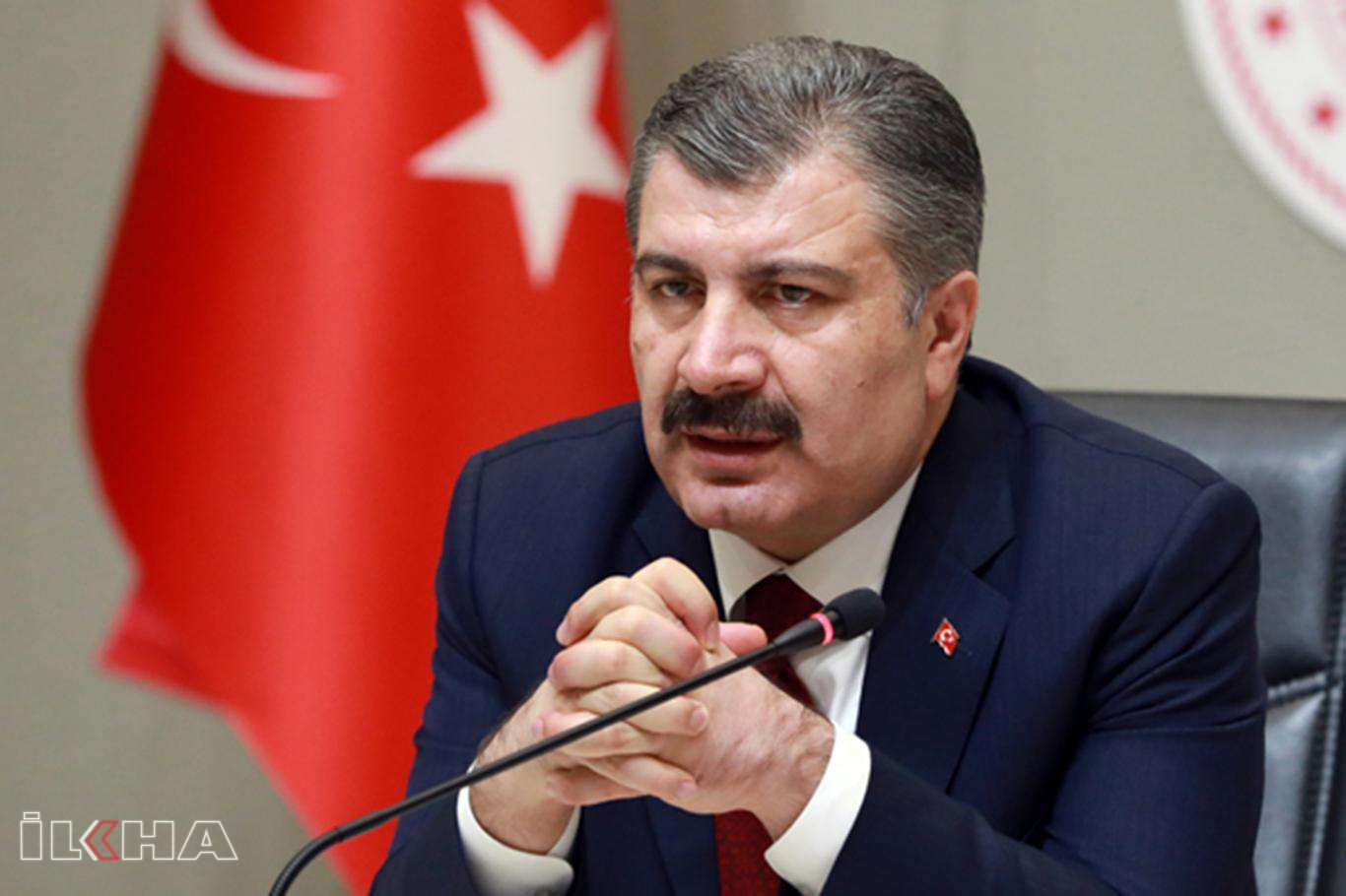 """Sağlık Bakanı Koca İstiklal Caddesi'ni paylaştı, """"Sağlam giren hasta çıkar"""" dedi"""