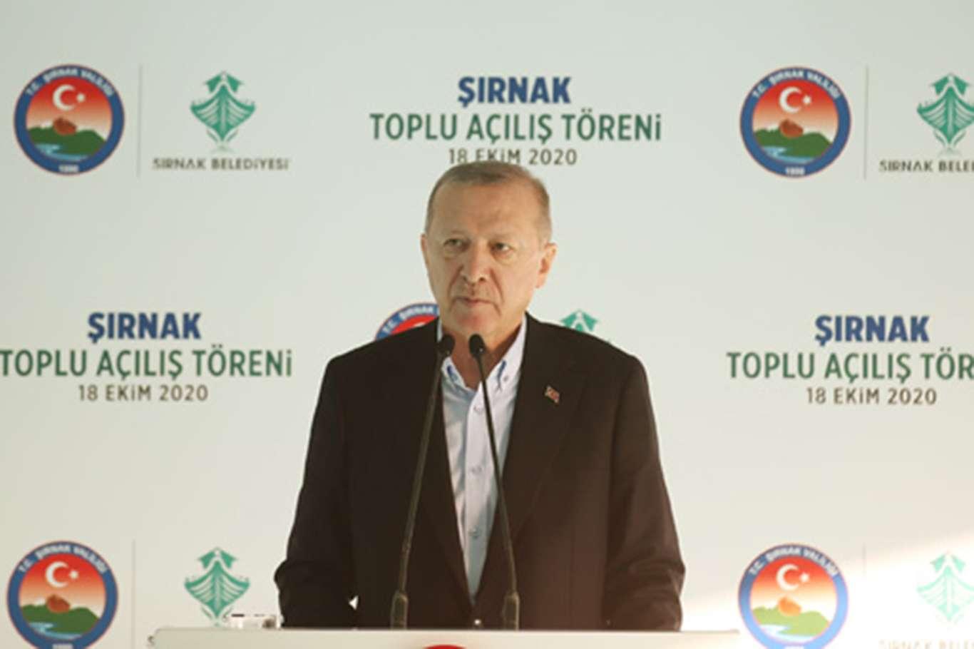 Cumhurbaşkanı Erdoğandan Minsk Üçlüsüne tepki