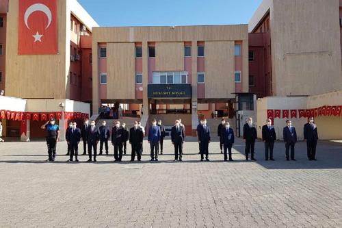 """Mardin'de """"19 Ekim Muhtarlar Günü"""" törenle kutlandı"""