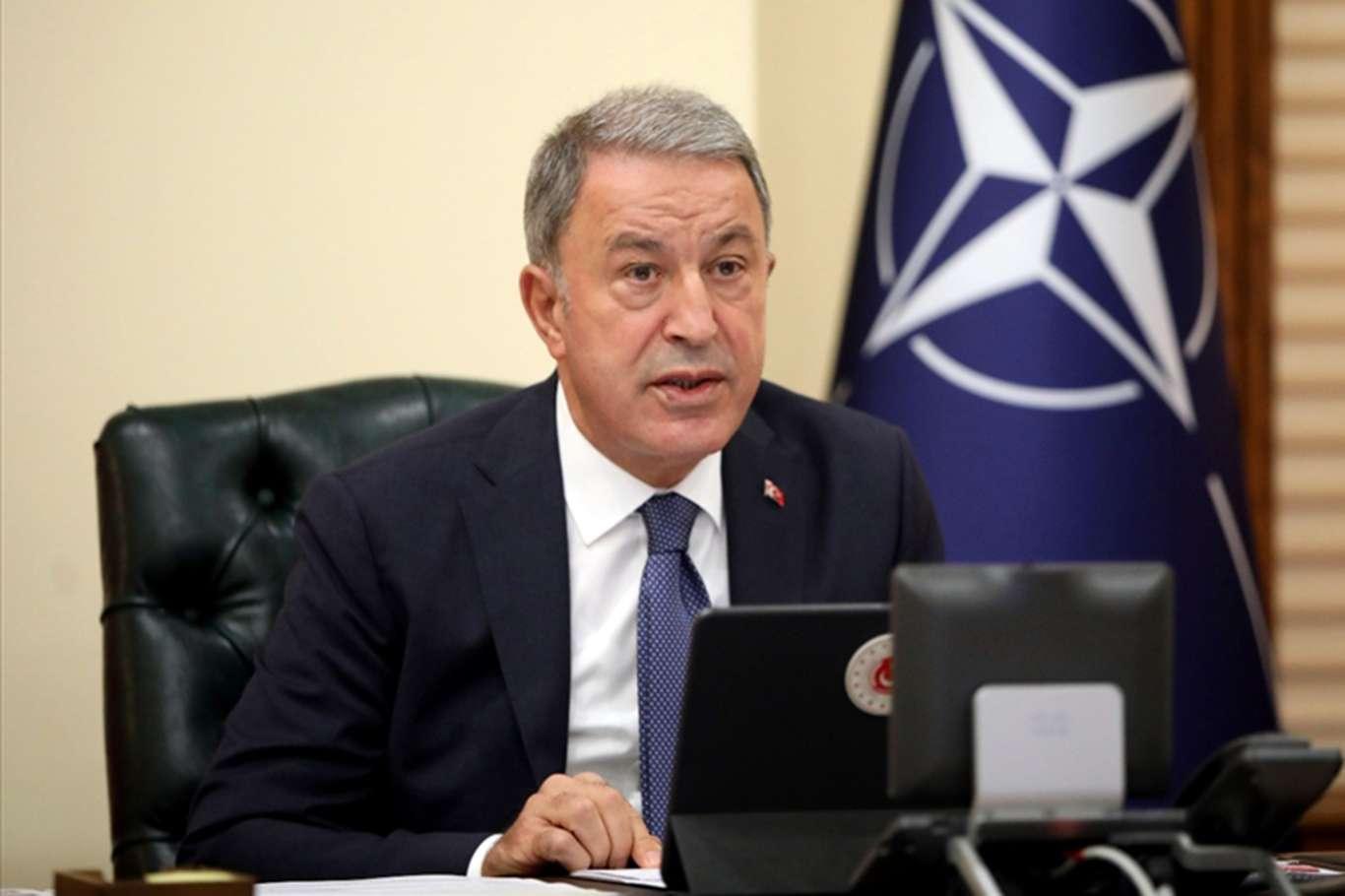 Bakan Akardan Doğu Akdenizde tatbikat iptaline yönelik açıklama
