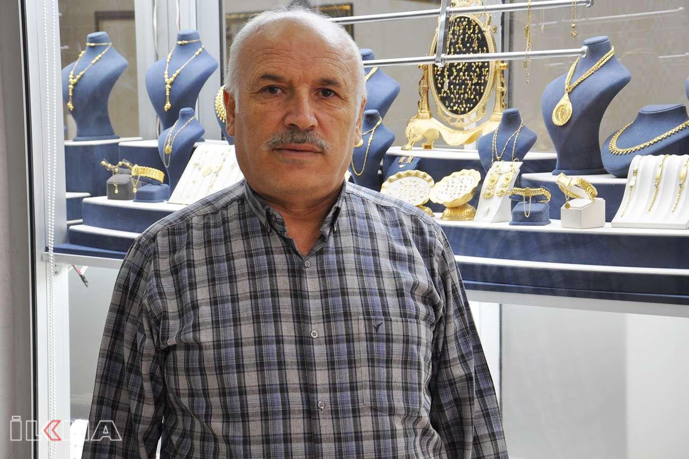 200 bin liralık altını çalan hırsızların serbest bırakılmasına tepki gösterdi