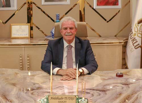Artuklu Belediye Başkanı Abdülkadir Tutaşı'nın Mevlid Kandili Mesajı