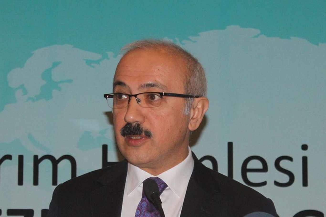 Lütfi Elvan Hazine ve Maliye Bakanı olarak atandı