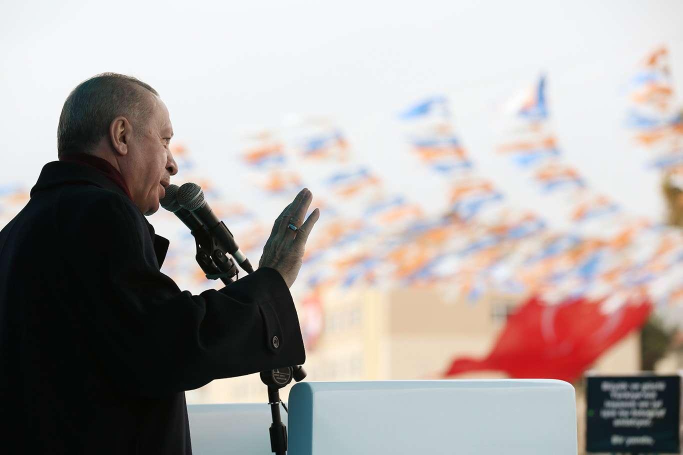 Cumhurbaşkanı Erdoğandan ekonomide yeni dönem mesajı