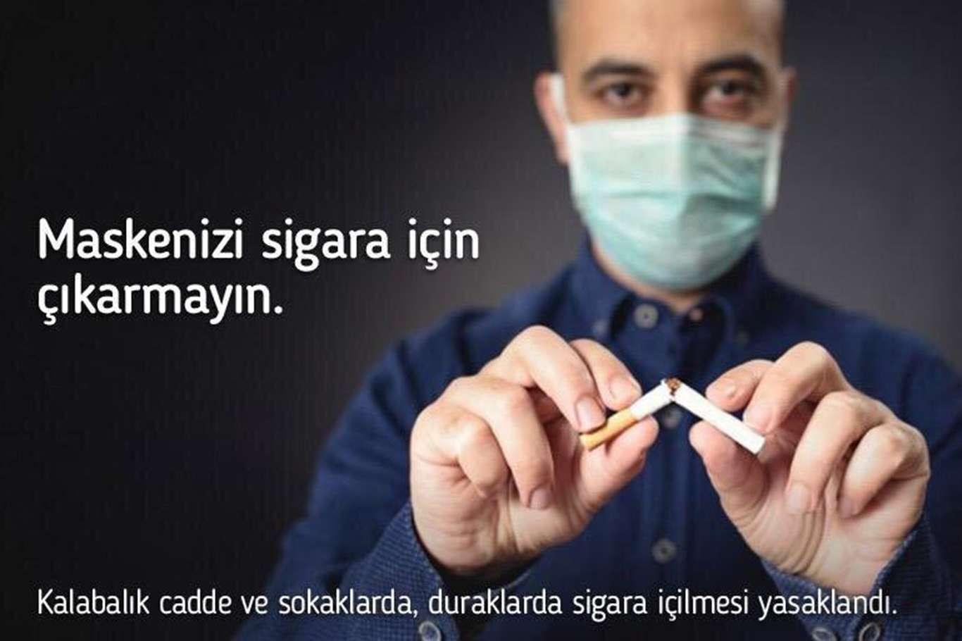 Sağlık Bakanı Kocadan Maskenizi sigara için çıkarmayın uyarısı