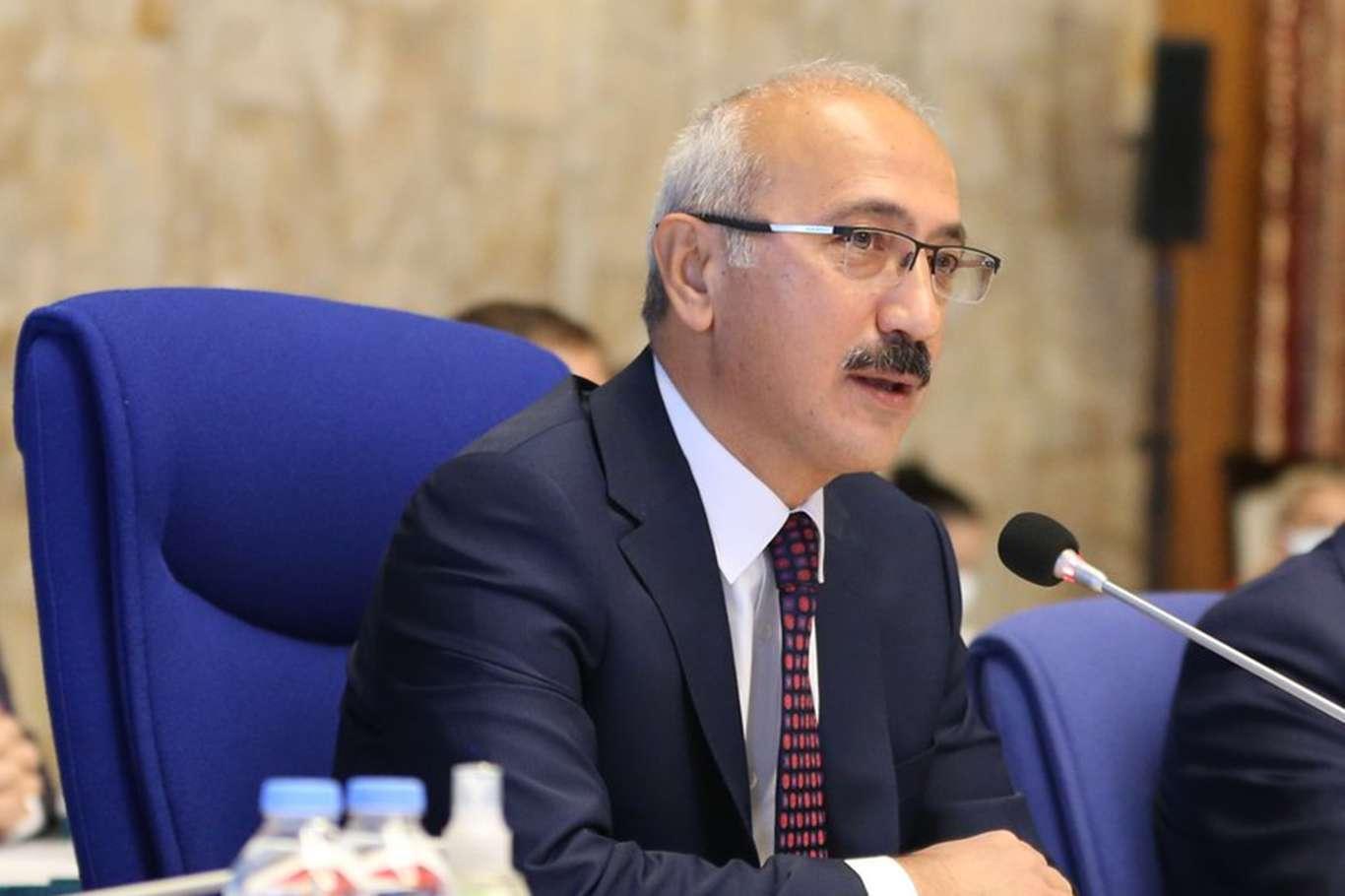 Bakan Elvan:  Ekonomi politikalarının temel amacı toplumsal refahı artırmaktır