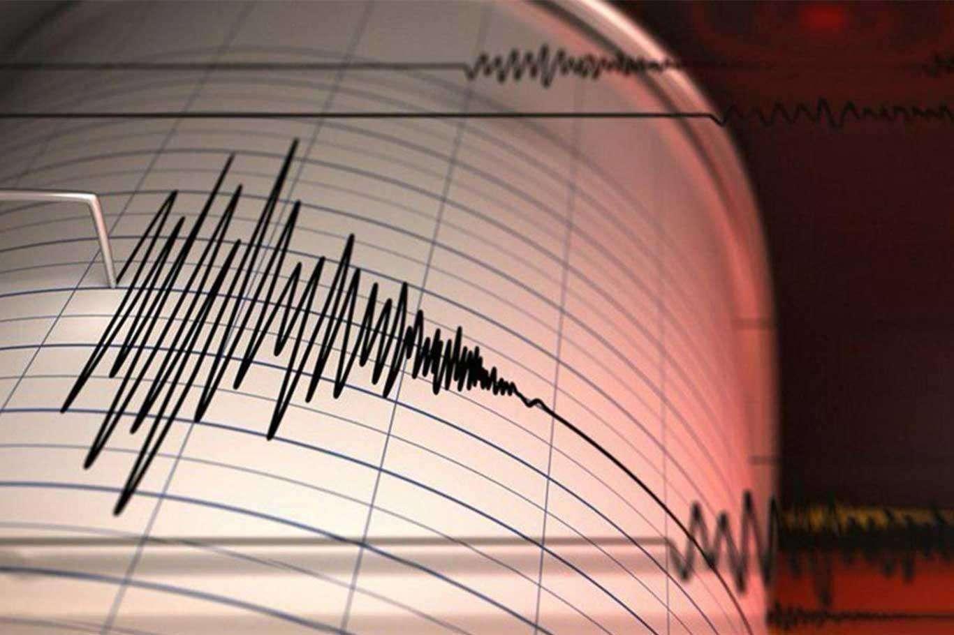 Diyarbakırda 3,8 büyüklüğünde deprem