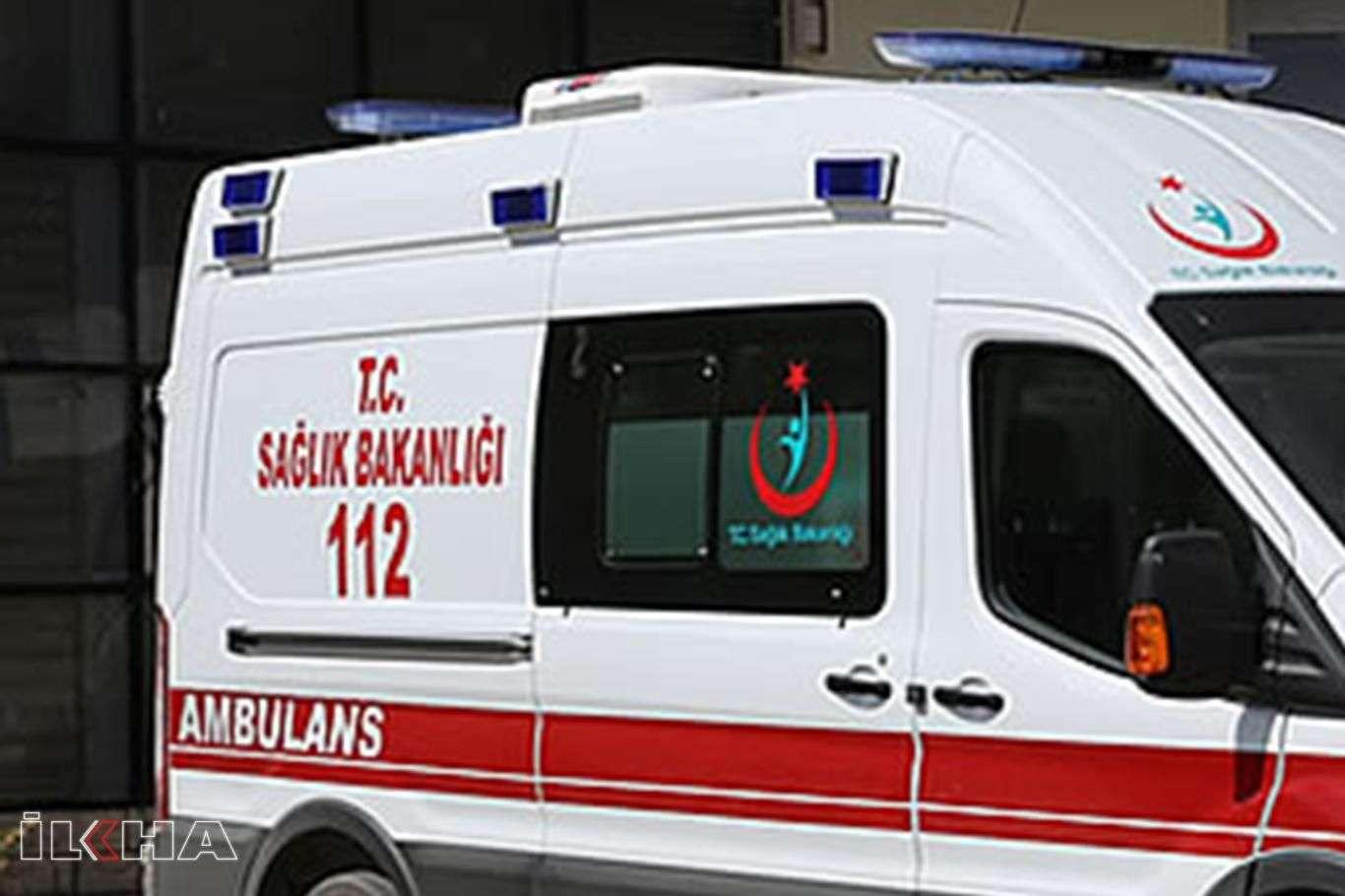Şanlıurfada üzerine televizyon devrilen çocuk hayatını kaybetti