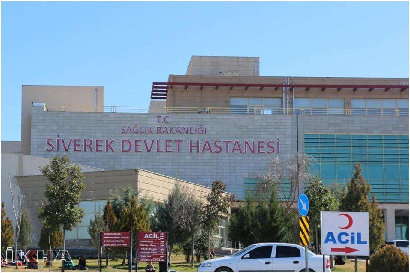 Siverek Belediyesi avukatına silahlı saldırı