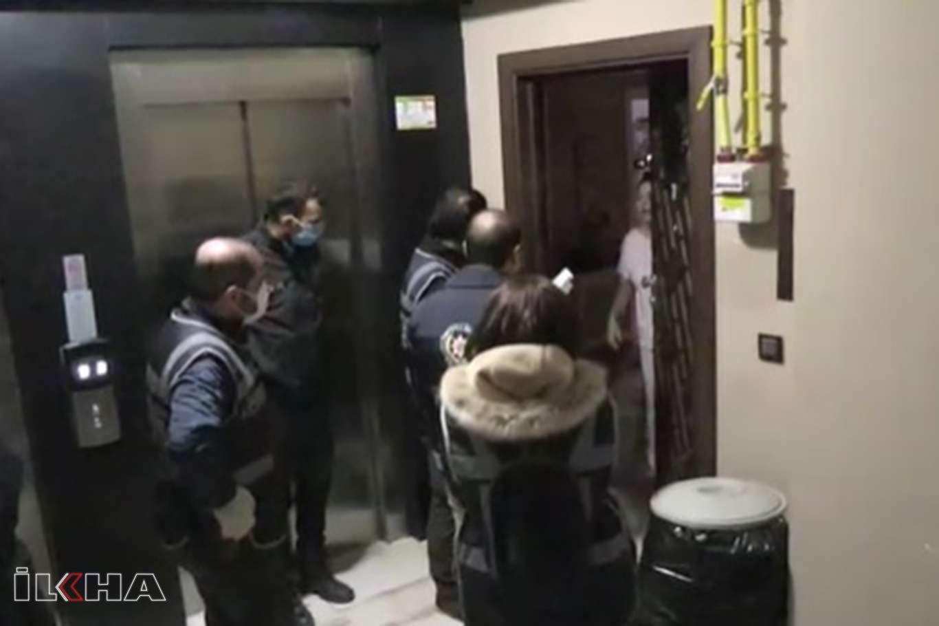 Şanlıurfada dolandırıcılık operasyonunda 61 şüpheli tutuklandı