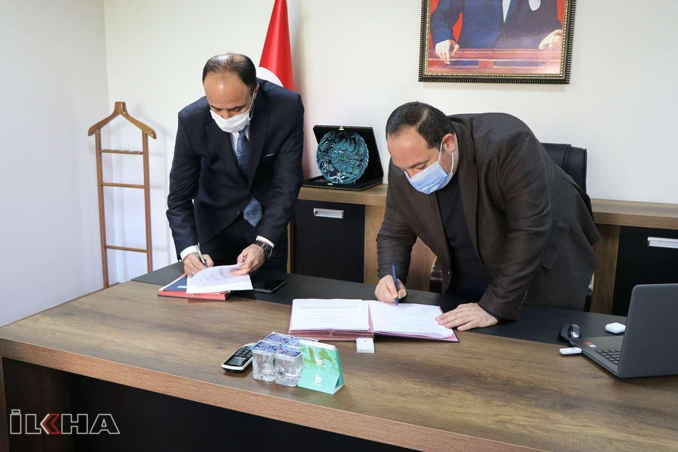 Viranşehir Belediyesi ile Güvenlik ve Savunma Sendikası arasında toplu sözleşme imzalandı