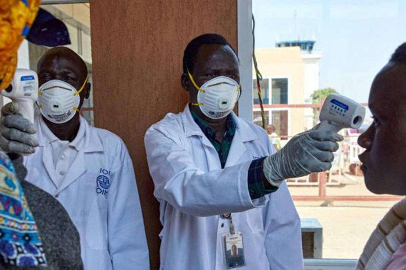 Güney Afrika Cumhuriyetinde Covid-19 kaynaklı ölüm sayısı 21 bin 439a yükseldi