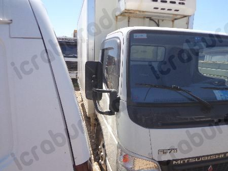 2011 Mitsubishi Canter kamyonet icradan satılıktır