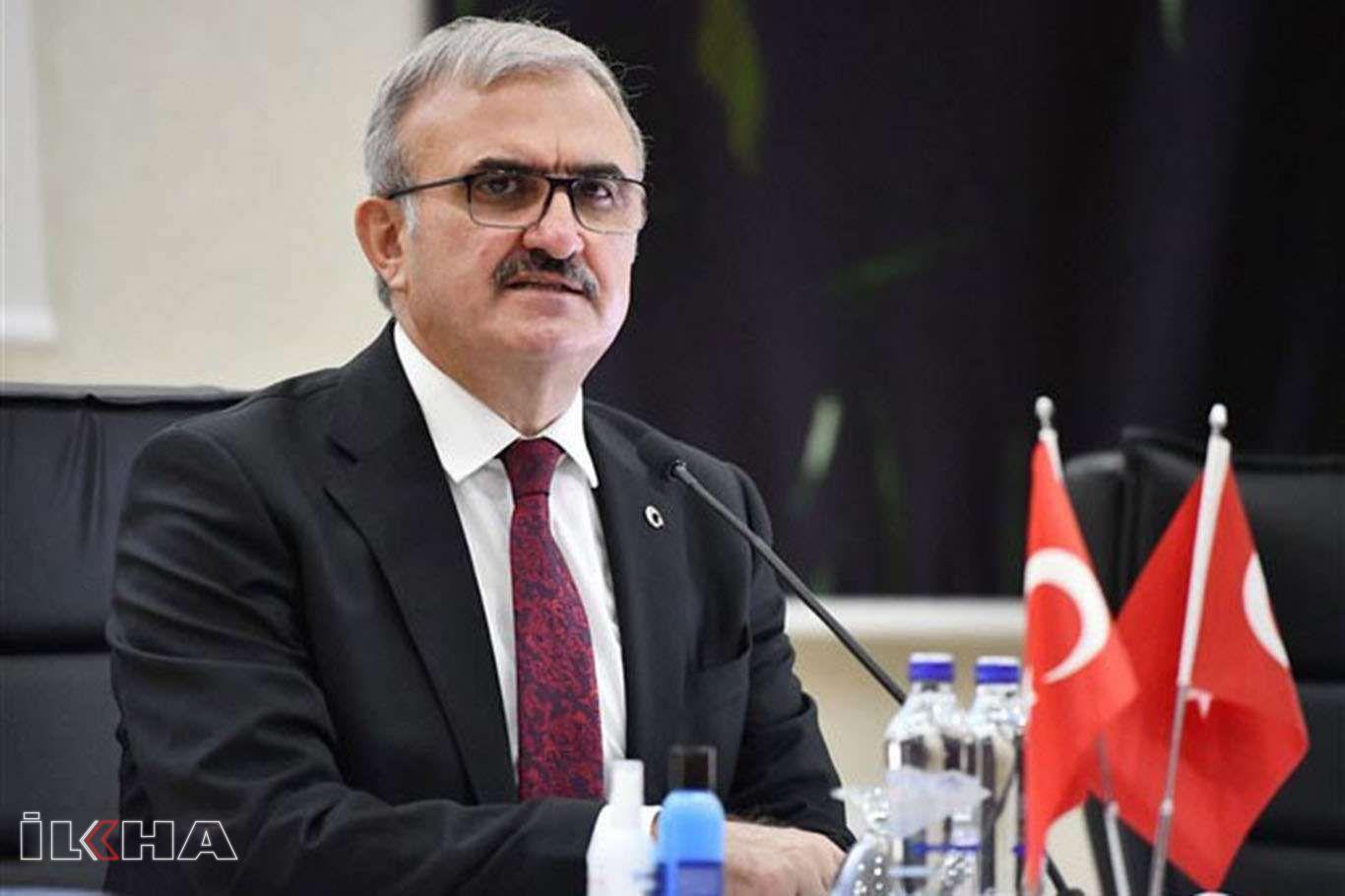 Diyarbakır Valisi Karaloğlu Coronaviruse yakalandı