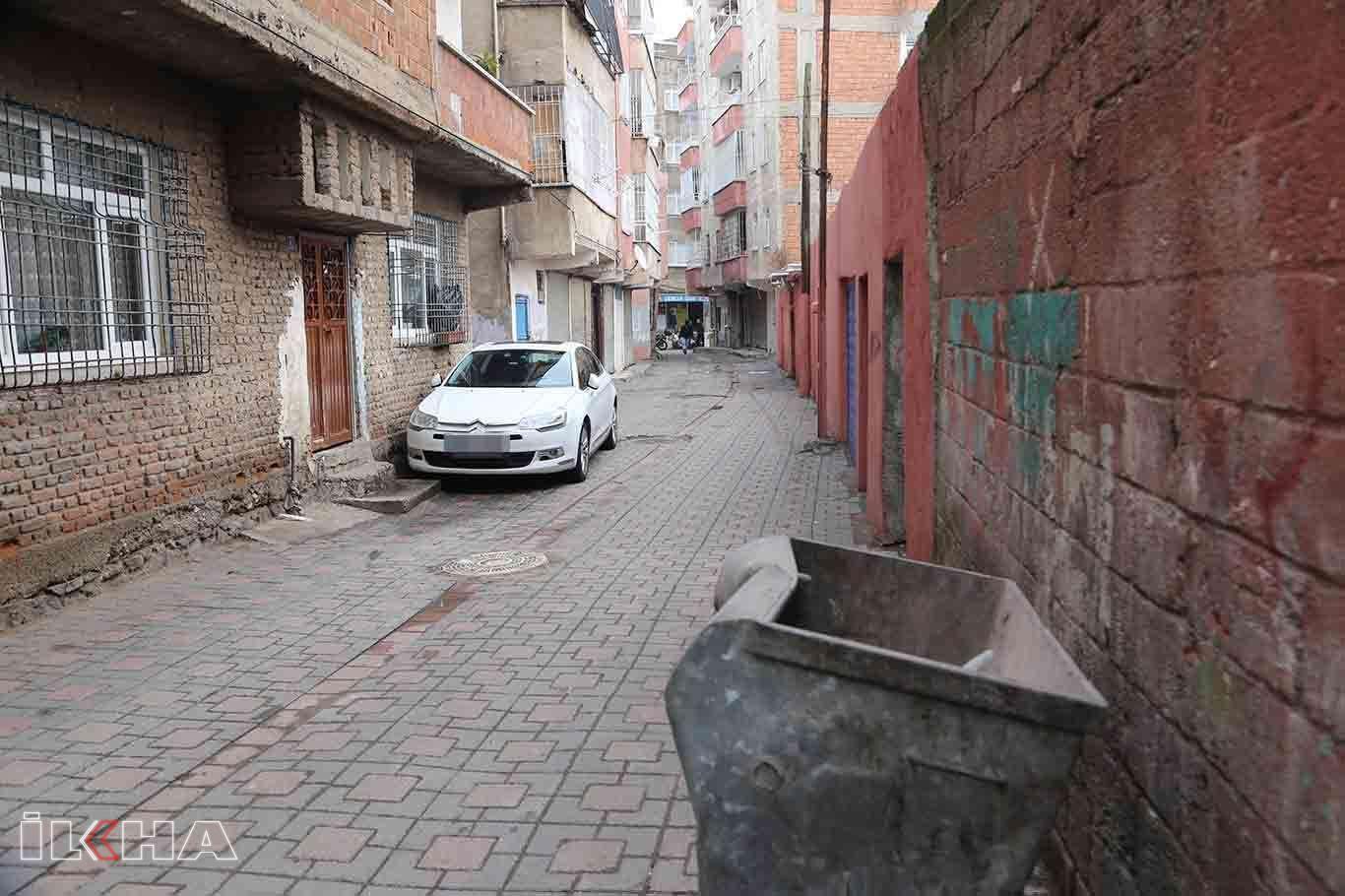 Diyarbakırda çöp konteynerinde donarak hayatını kaybetmiş bebek bulundu