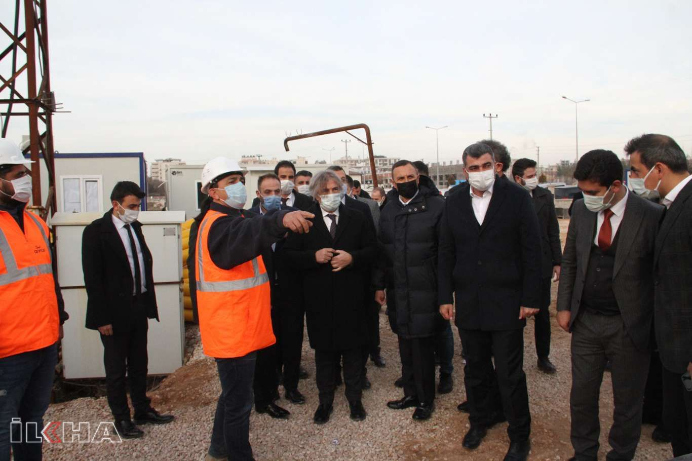 Kültür ve Turizm Bakan Yardımcısı Demircan Midyat'ta ziyaretlerde bulundu